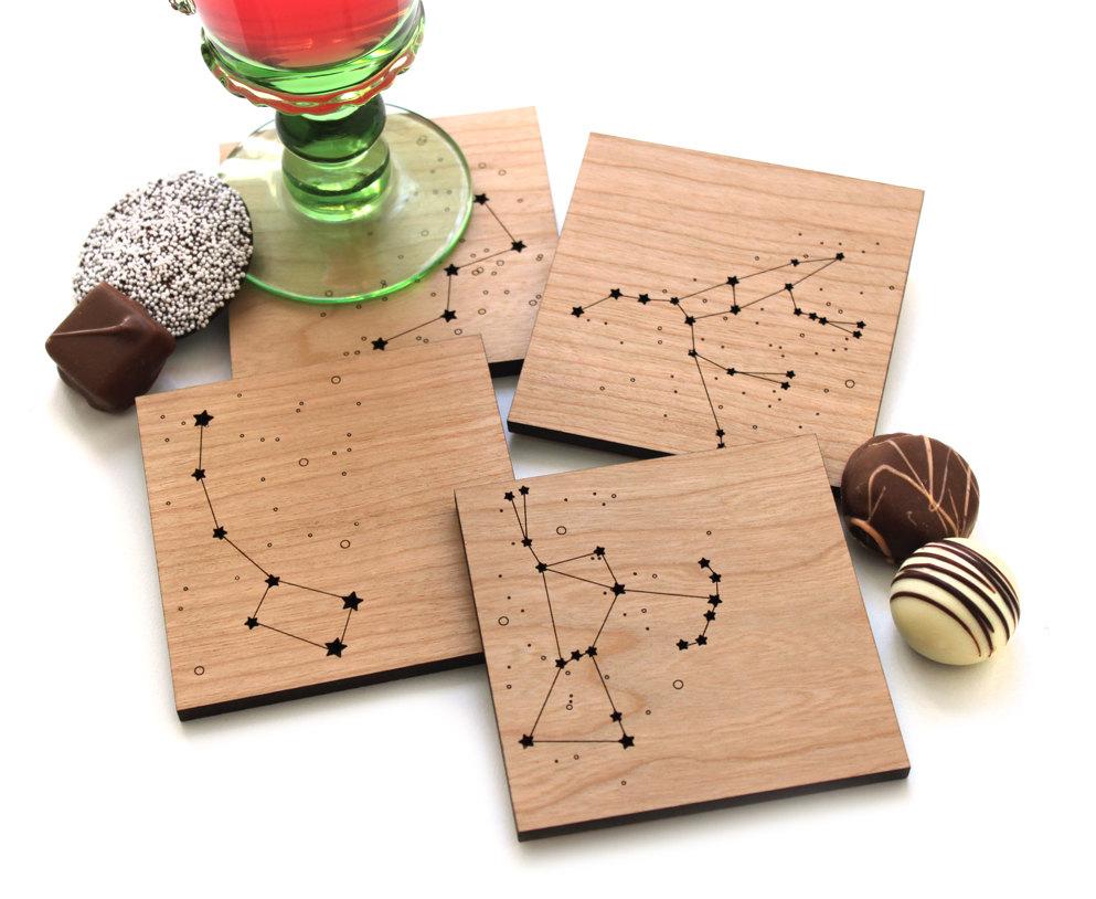 01 Wood Coasters