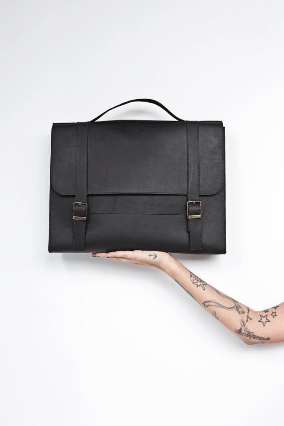 02 Mens satchel bag