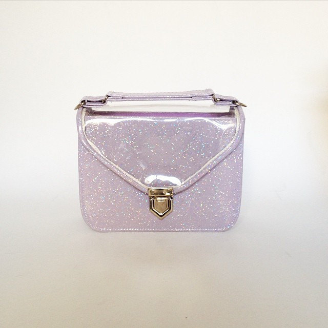 03 Mady Small Lilac Bag