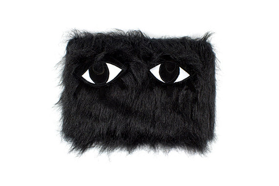 04 Liquorice Monster Clutch