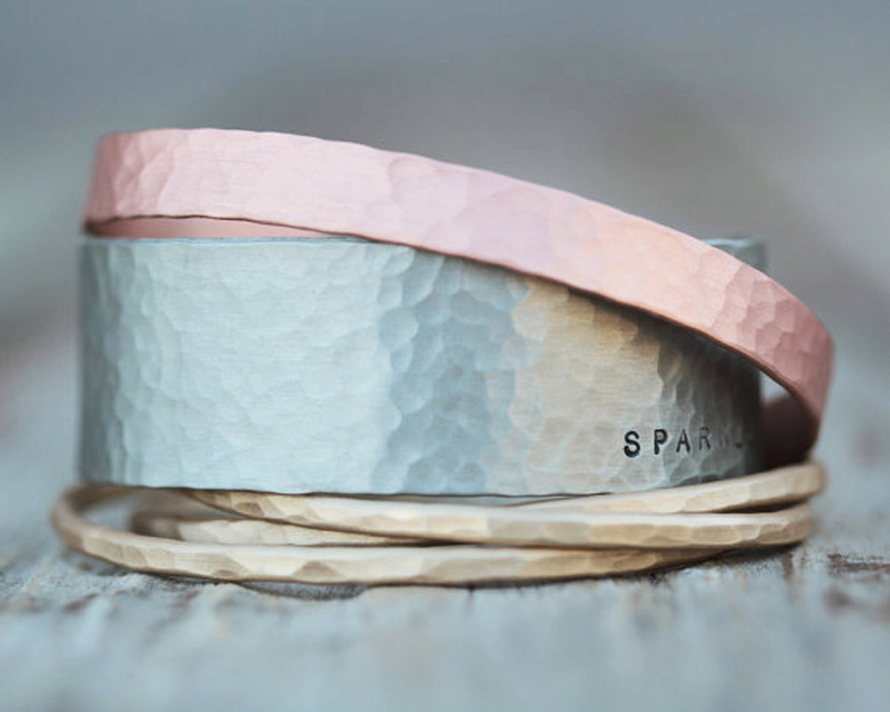 04 Stacking Bracelets