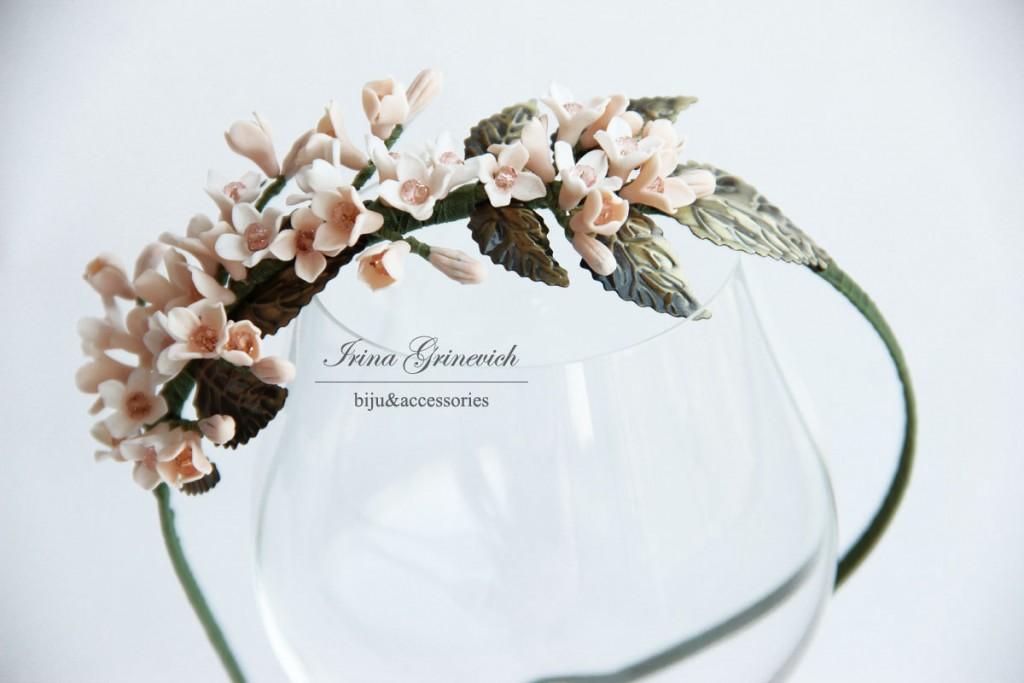04 floral heandband