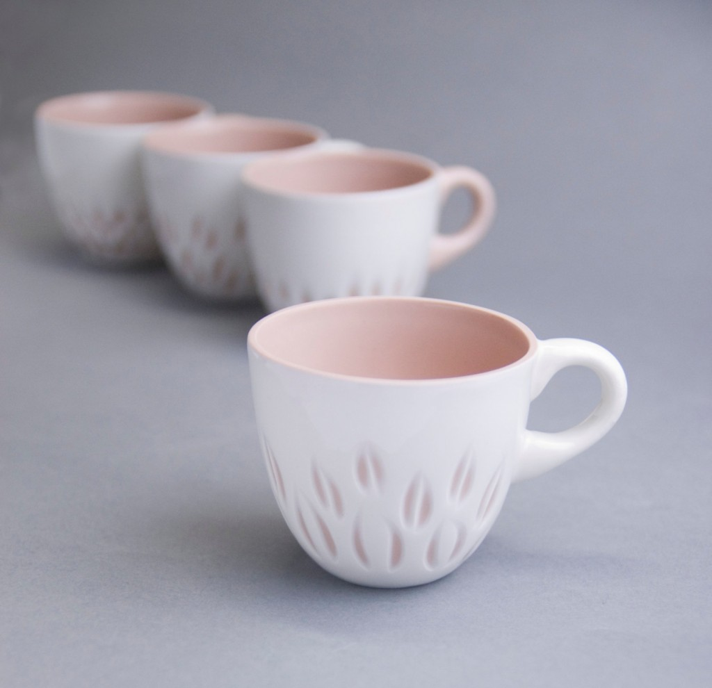 05  Porcelain cup coffee tea