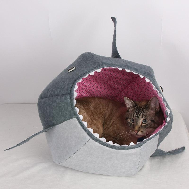 02 The Cat Ball for Shark Week