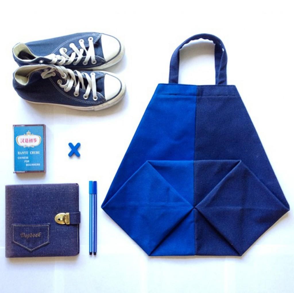 03 shopper ink indigo blue