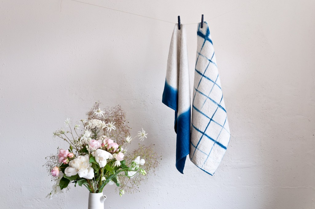 05 Linen Eco Tea Towels