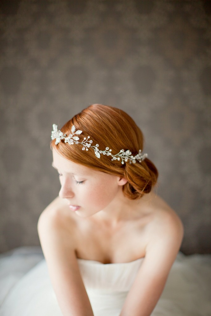 2 Wedding Hair Accessory