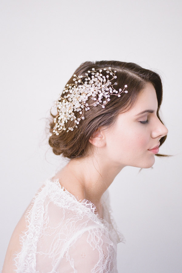 4 Ferax Bridal Headpiece