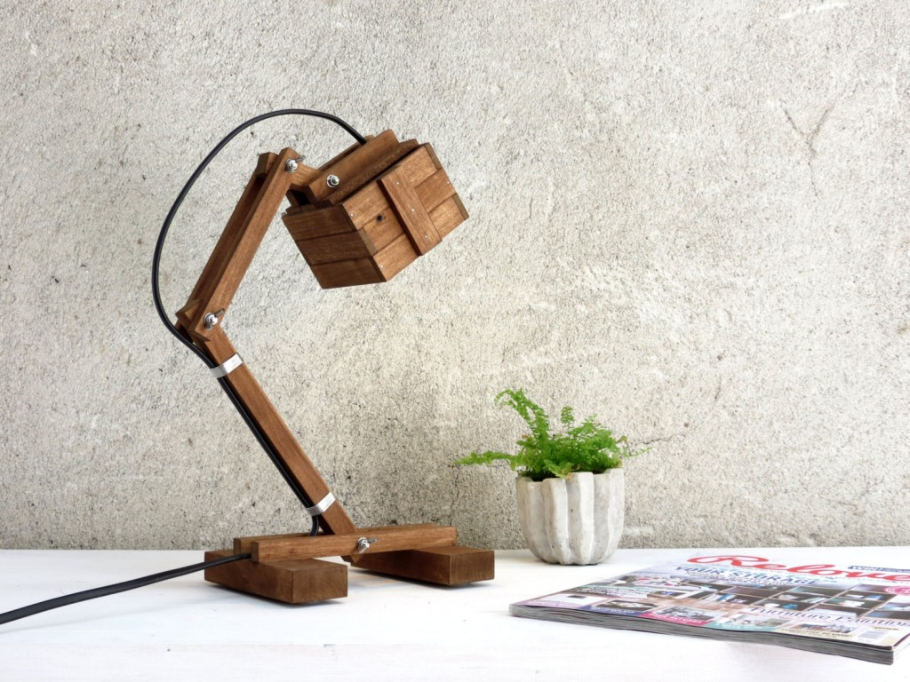 2 desk lamp