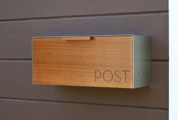 1 Modern Mailbox