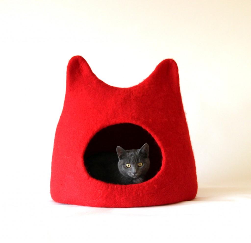 3 Cat bed