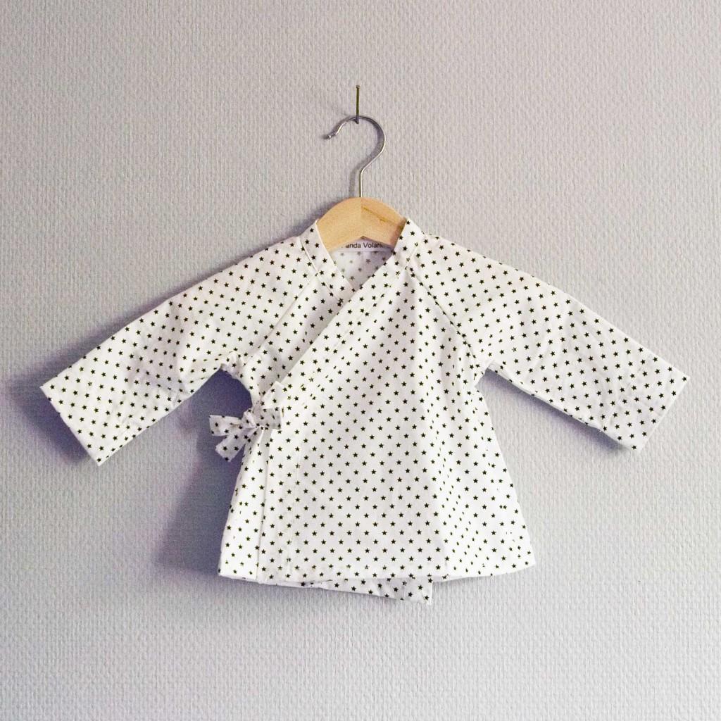 5 Kimono baby kid