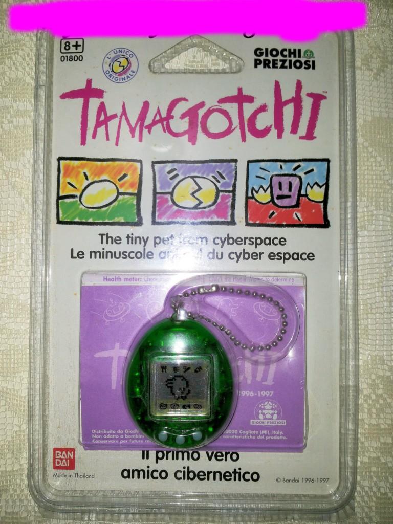 1 TAMAGOTCHI