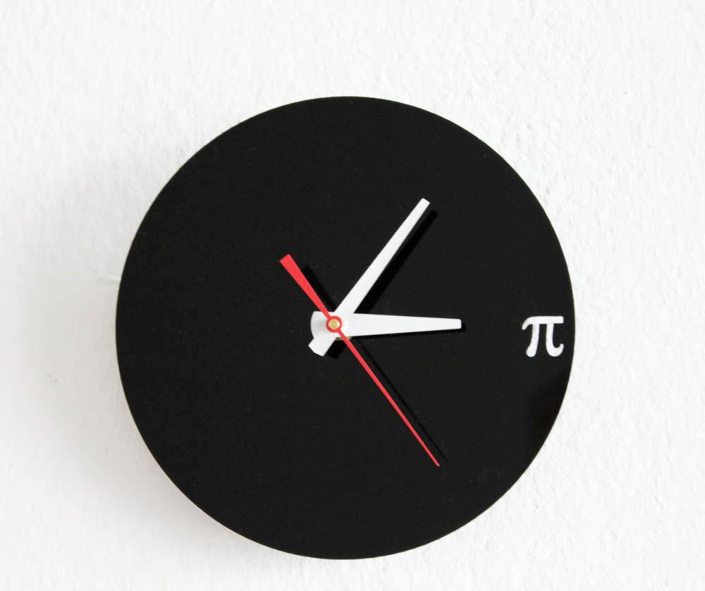5 Pi Wall Clock