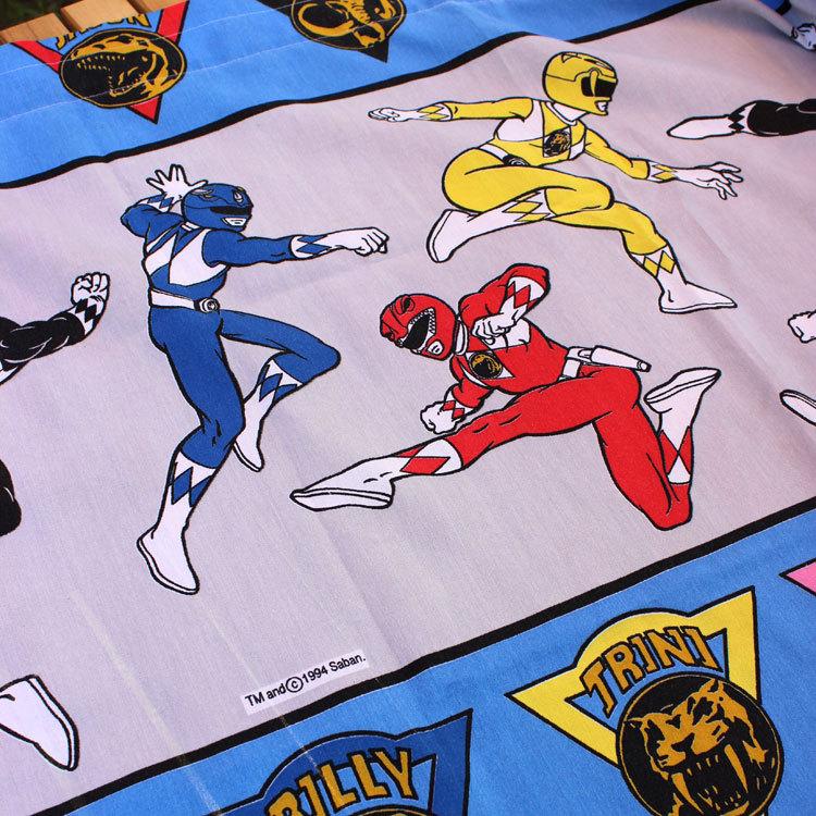 5 Power Rangers