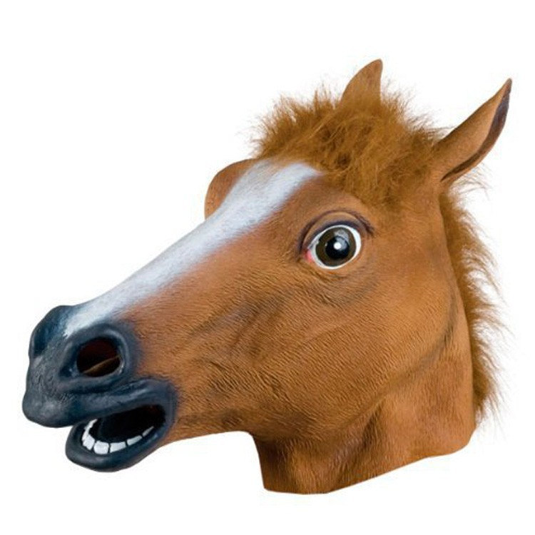 Custom Horse Mask