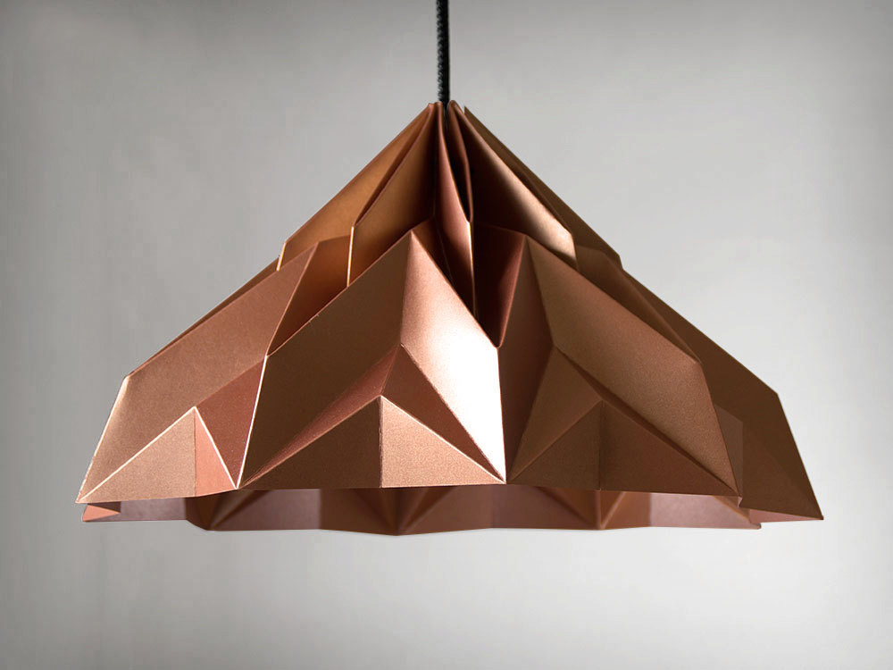 2 MAKE A WISH origami lampshade
