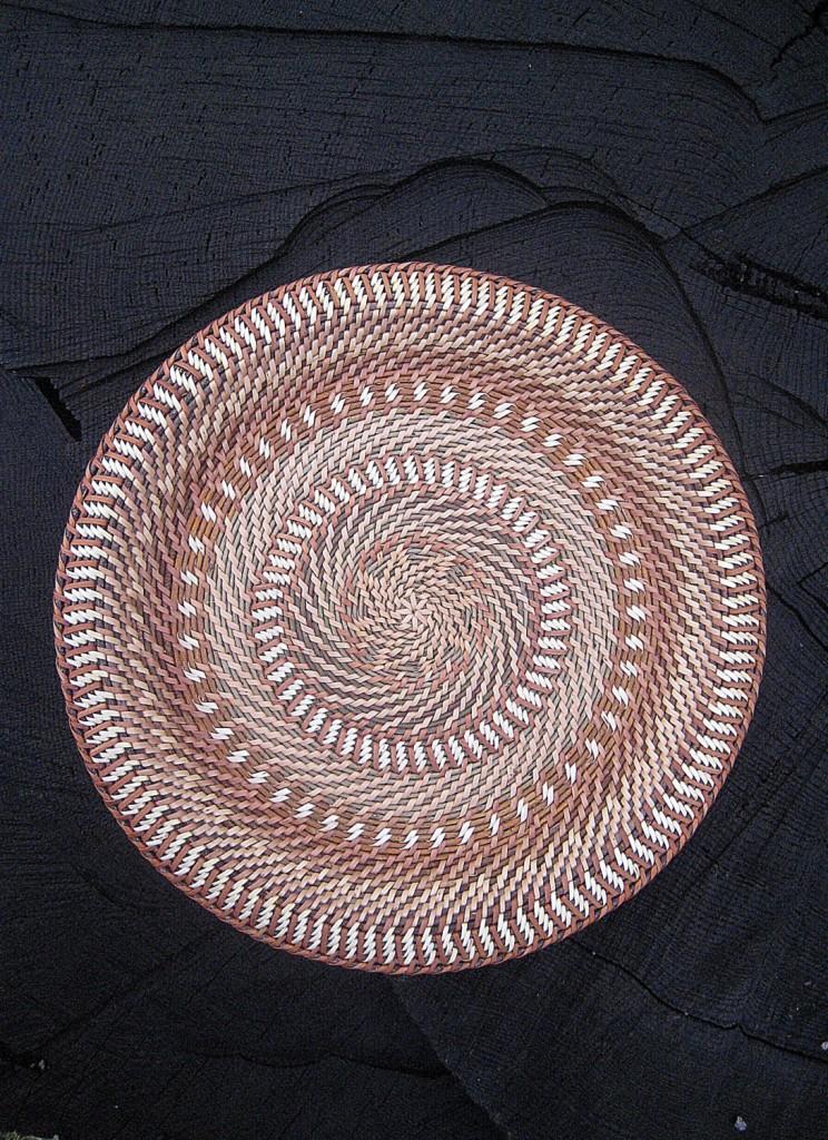 5 Woven plate