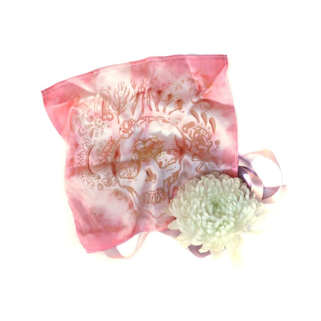 4 Cerebral Silk Pocket Square
