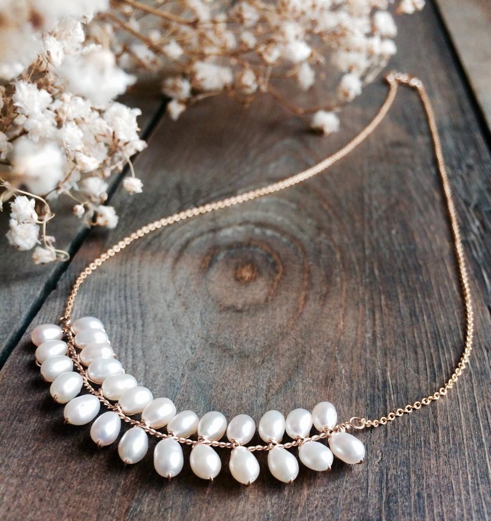 2 Bridal necklace
