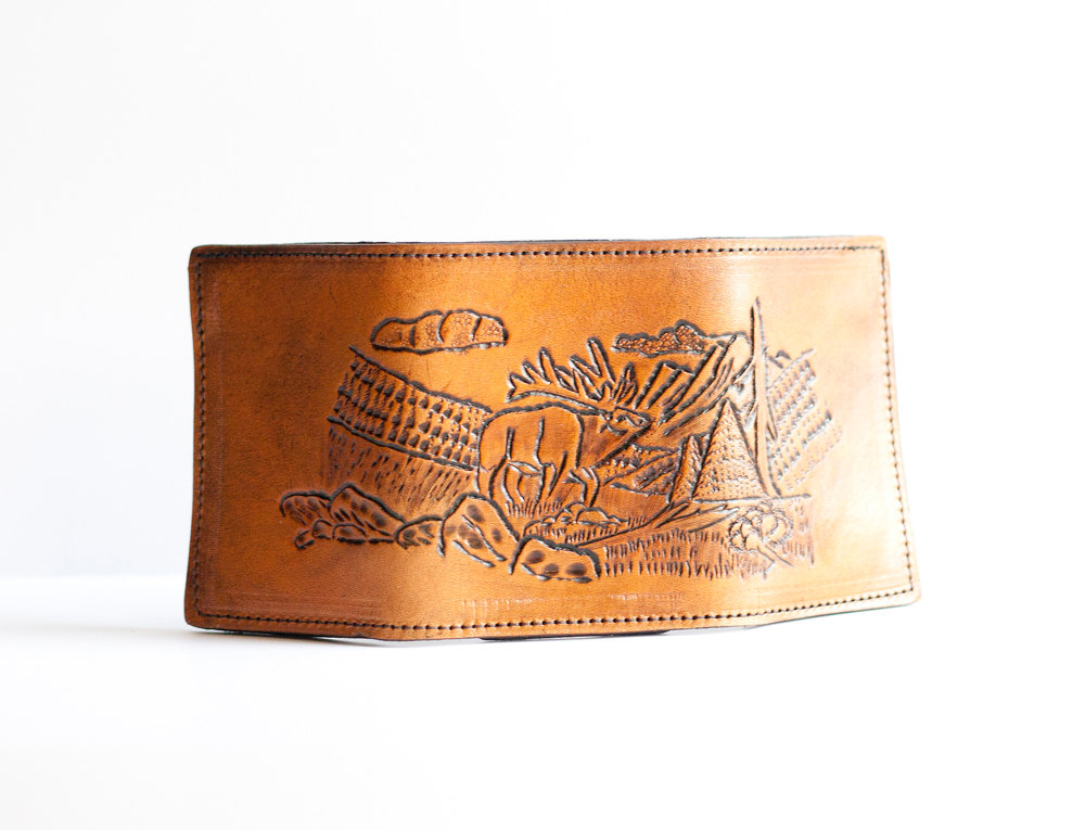 4 Leather Wallet