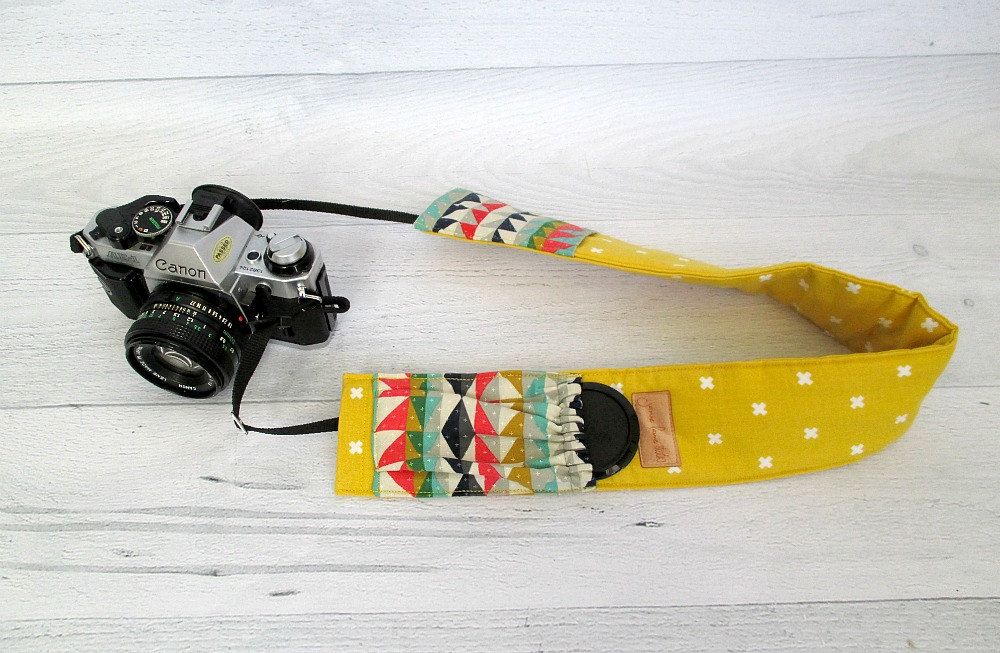 5 Padded Camera Strap Cover