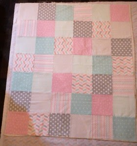 how to make a baby quilt 6