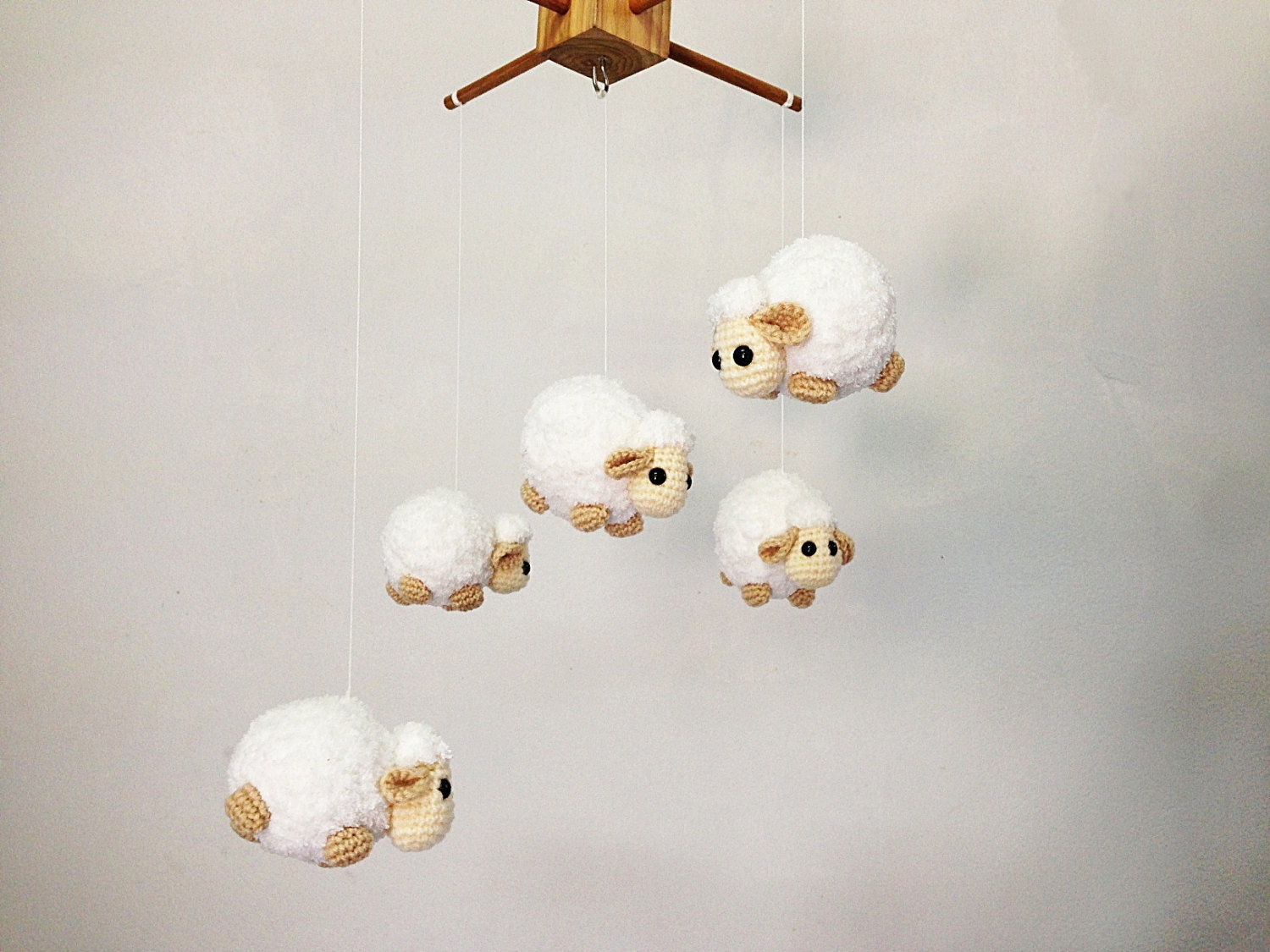 Unique gifts on etsy hunting handmade for Unusual baby mobiles