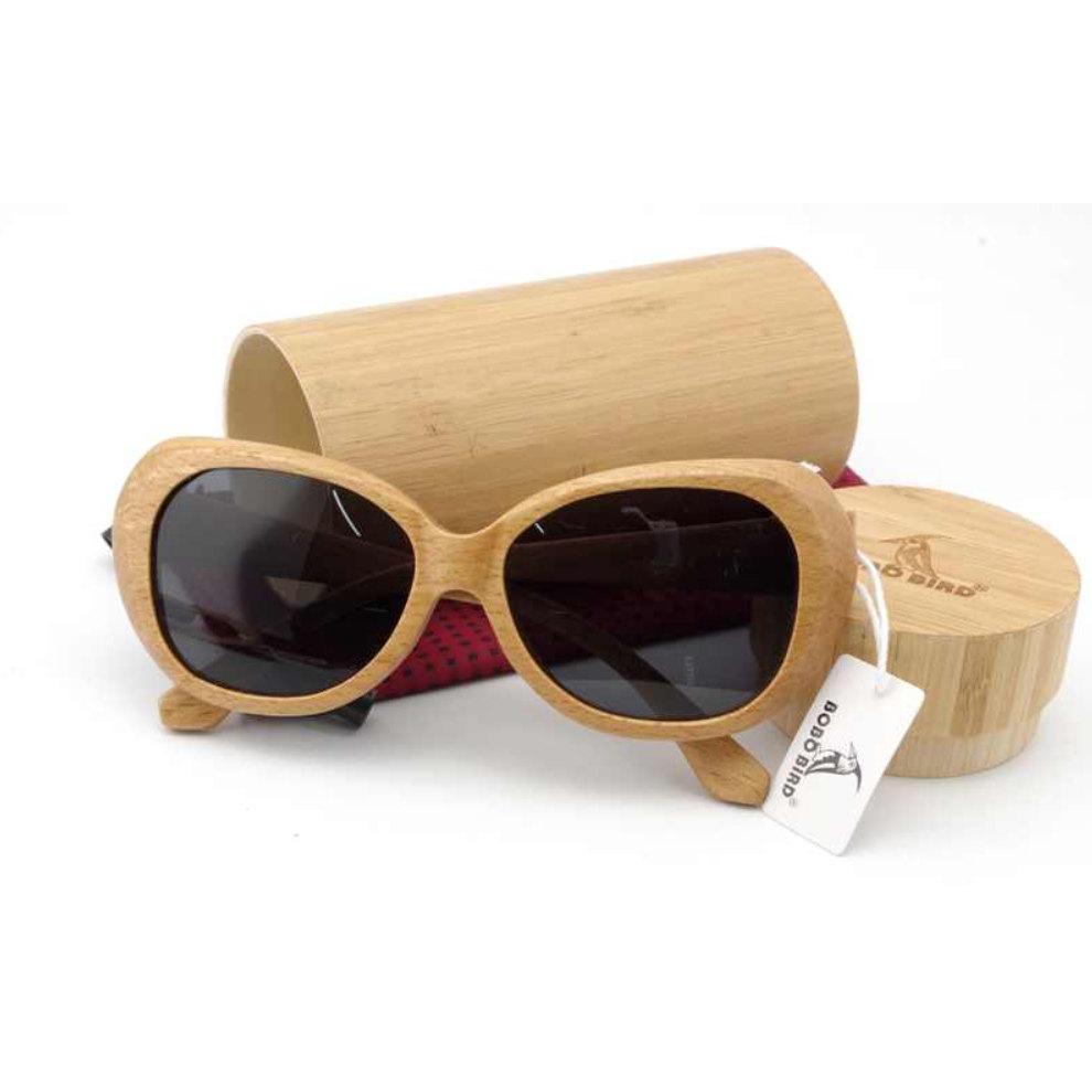 2 Ladies Bobo Original Wooden Ladies Sunglasses