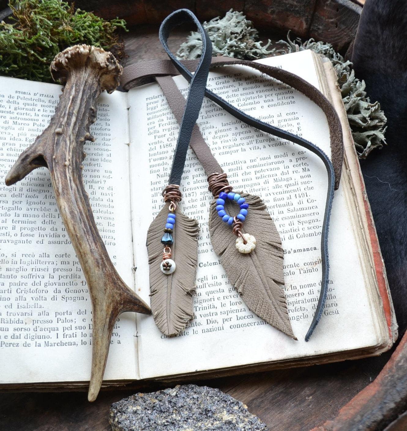 Handmade Bookmarks – Hunting Handmade