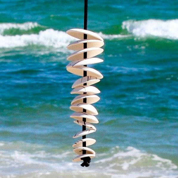 3 Ceramic Wind Chime