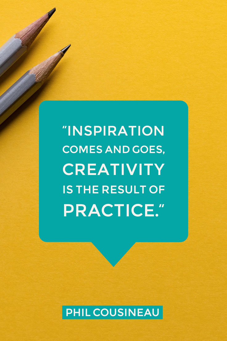 Creative And Inspirational Home Offices: Creativity Quotes