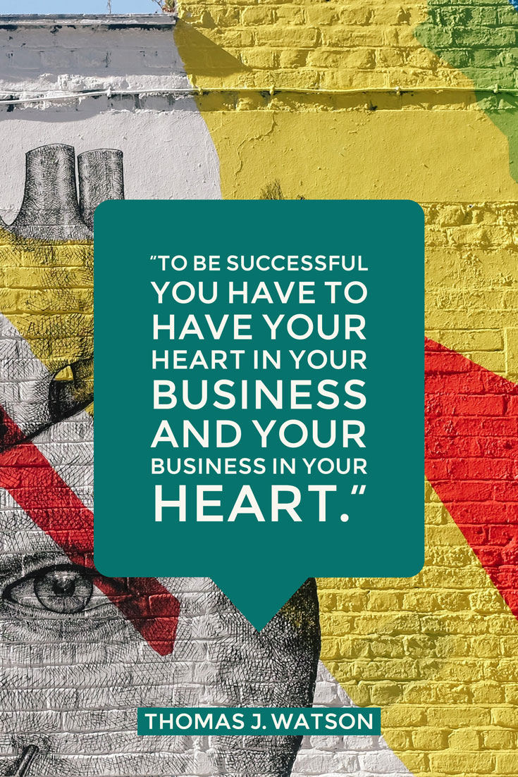 Business Success Quotes - Hunting Handmade