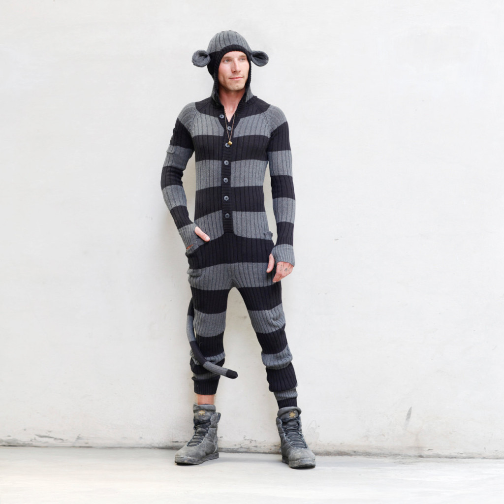 MONKEY SUIT for Men and Women