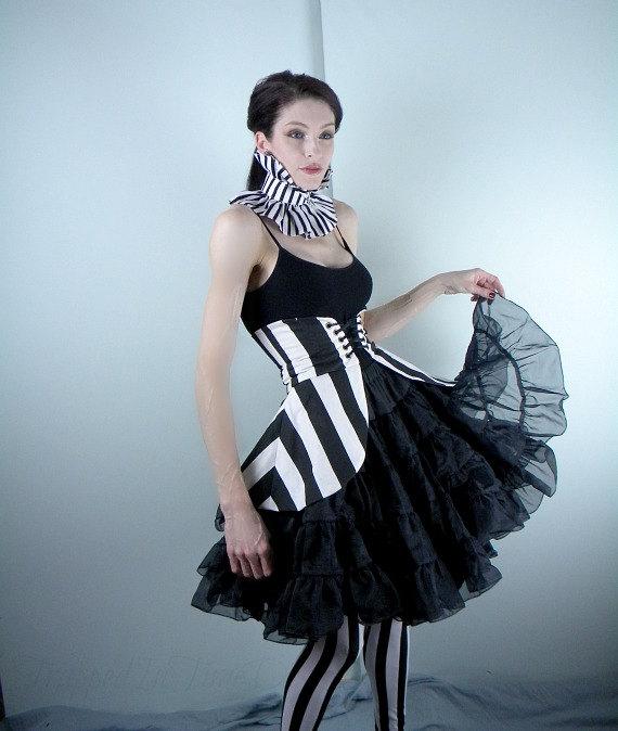 Striped Costume