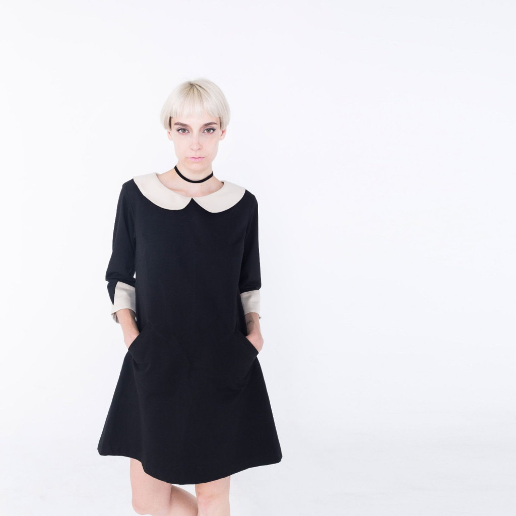 Wednesday Addams Halloween Dress
