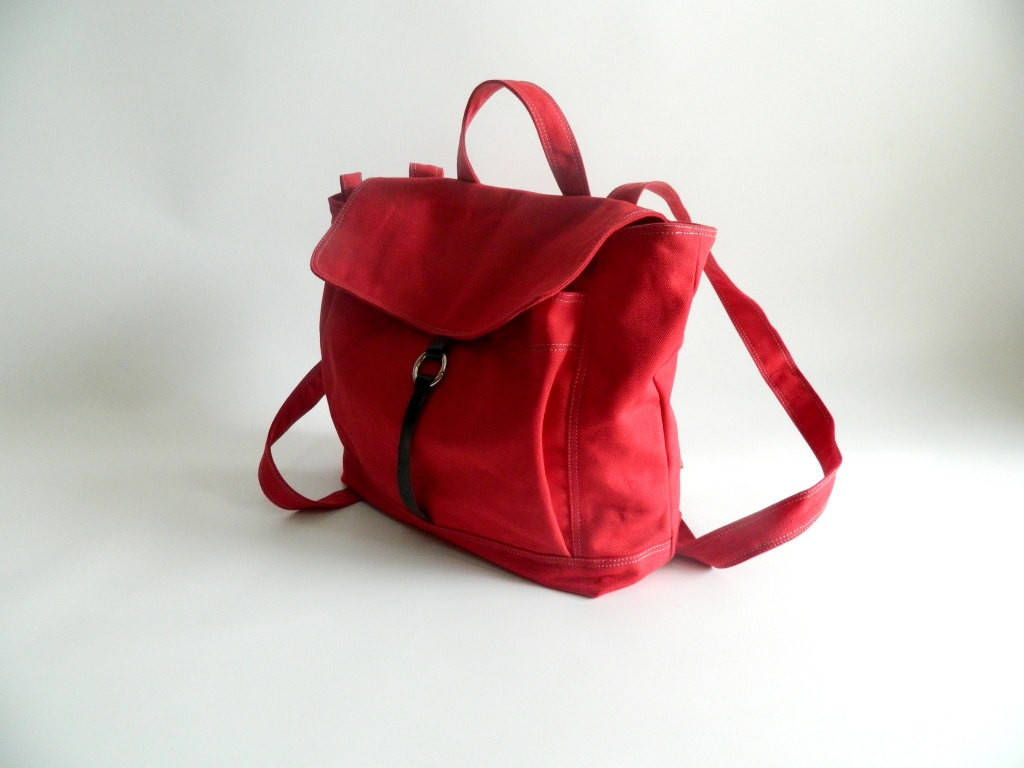 2 Tanya in Red Backpack