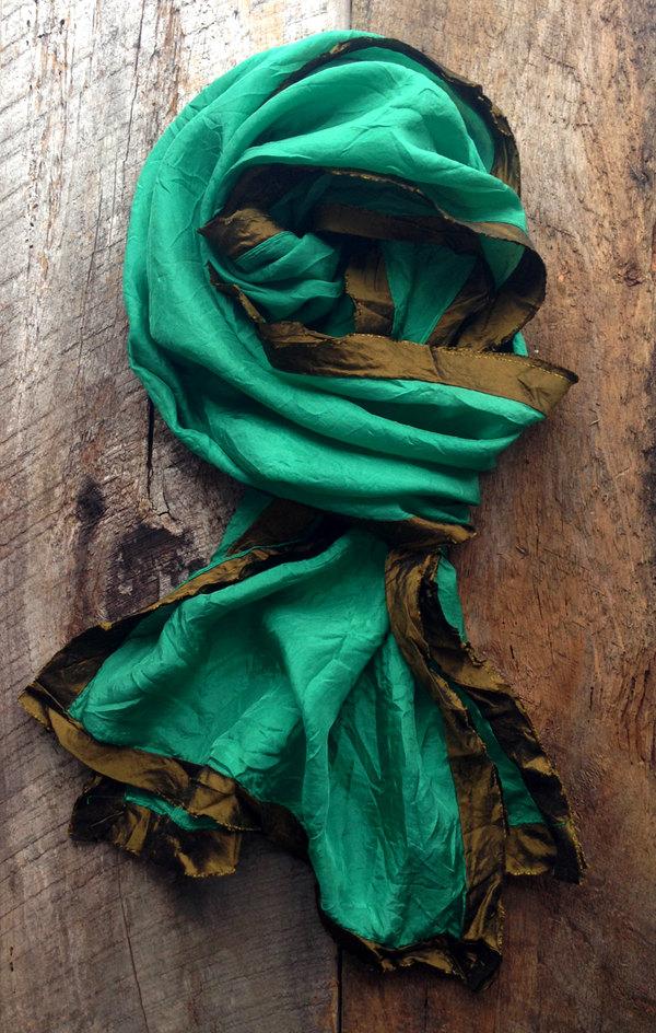5 Silk Scarf