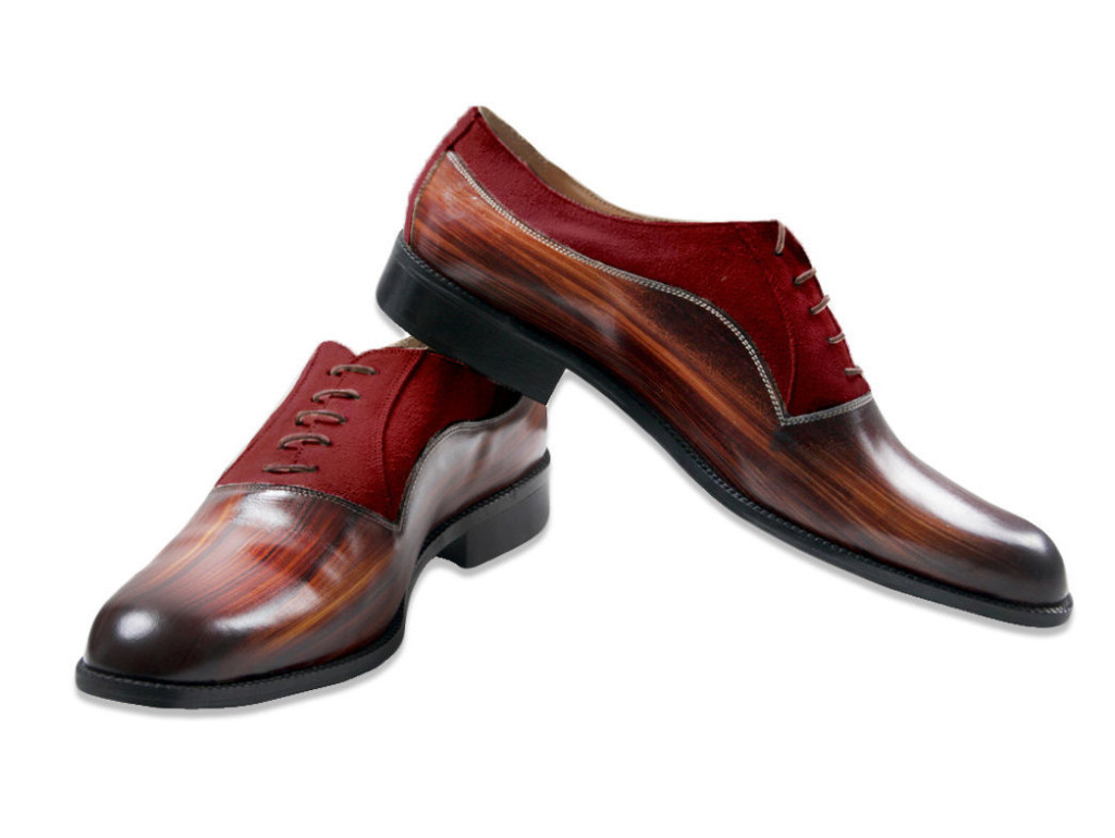 4 Leather man shoes