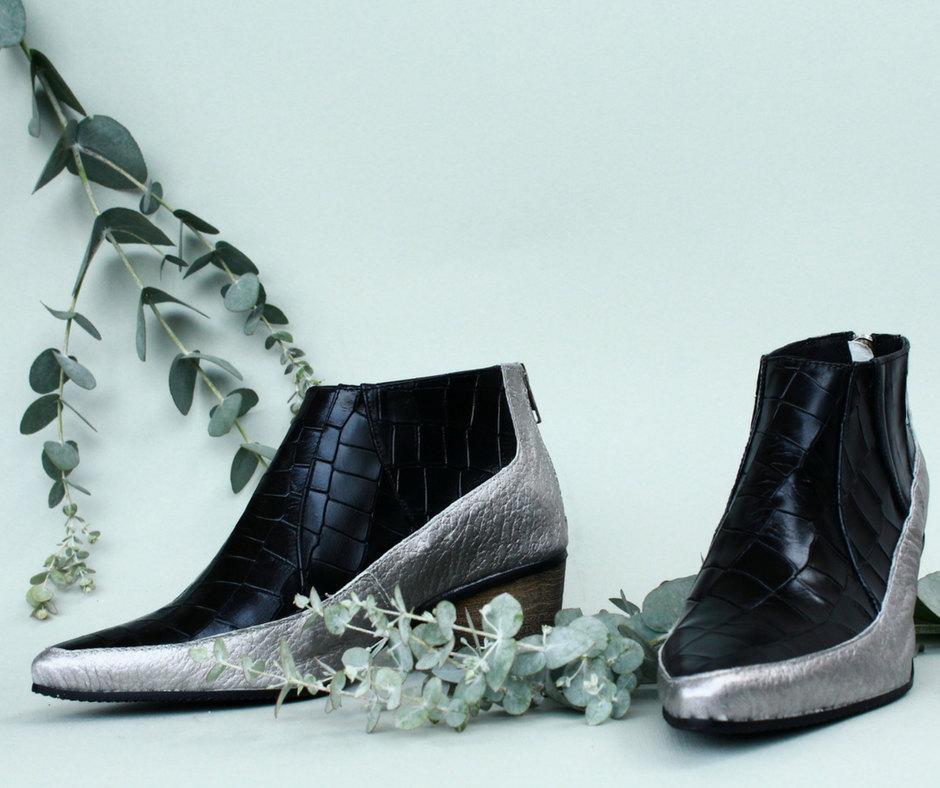4 Low Heel Boots