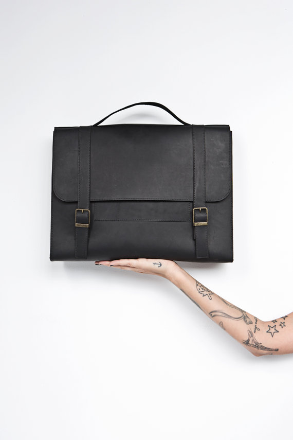 02 Mens satchel bag