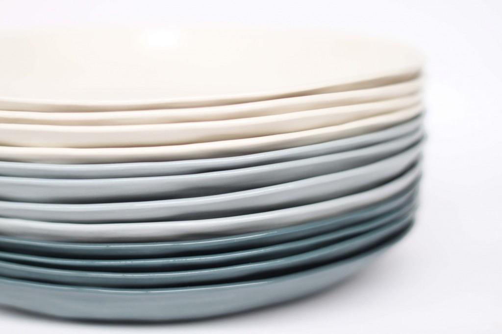 5 Organic Entree Plate