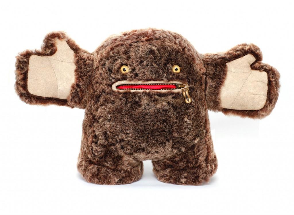 01 Sheep Fur Designer Plush for Blamo Toys