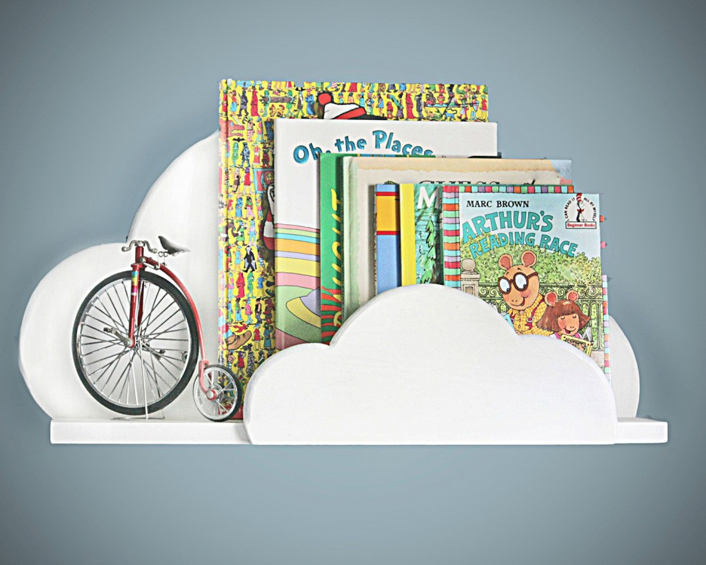 03 Cloud Wall Shelf
