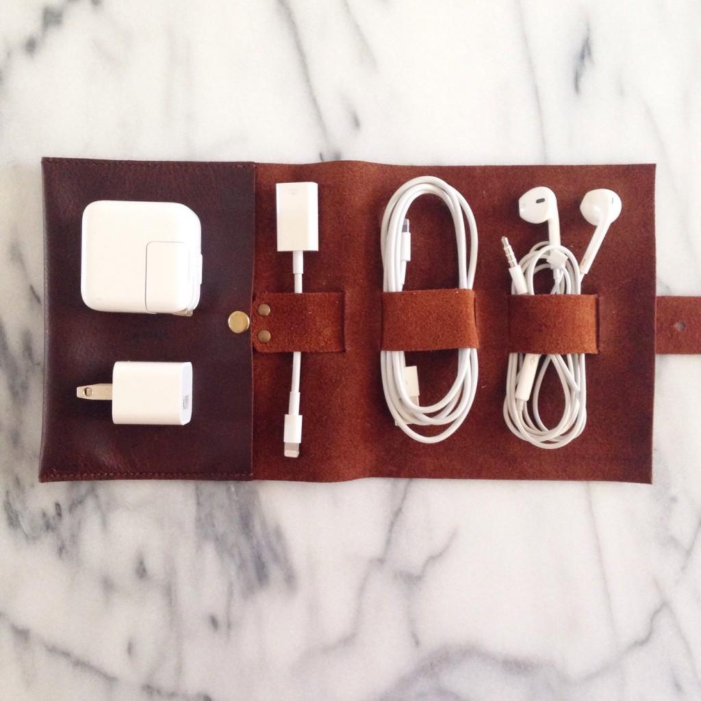 04 Cord Wrap Cord Plug Organizer