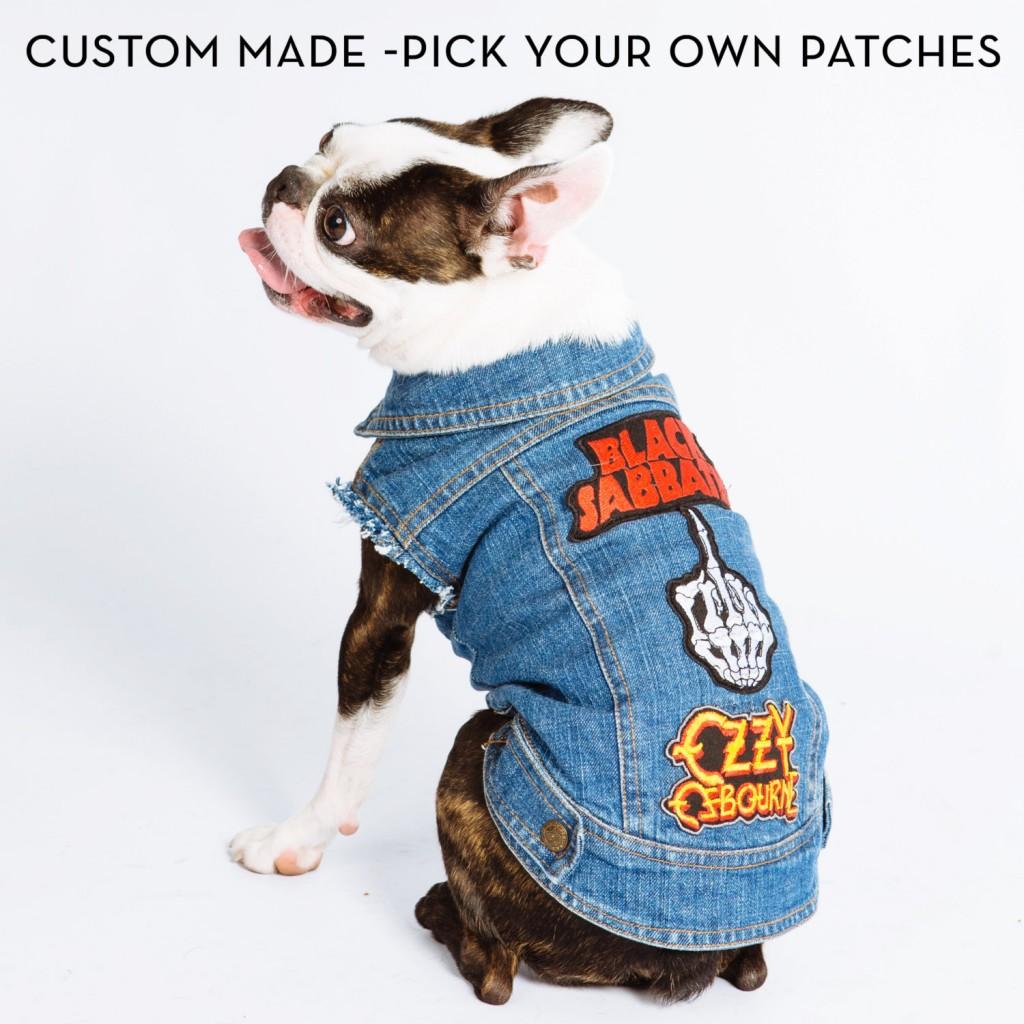 04 Custom made Dog Vest