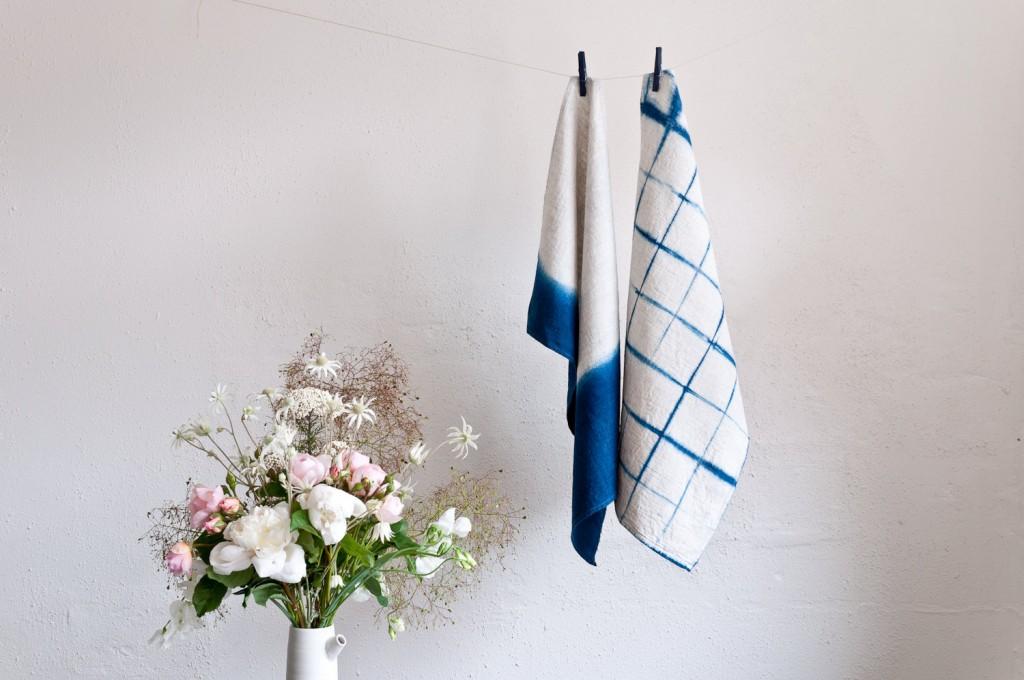 05 Linen Eco Tea Towels