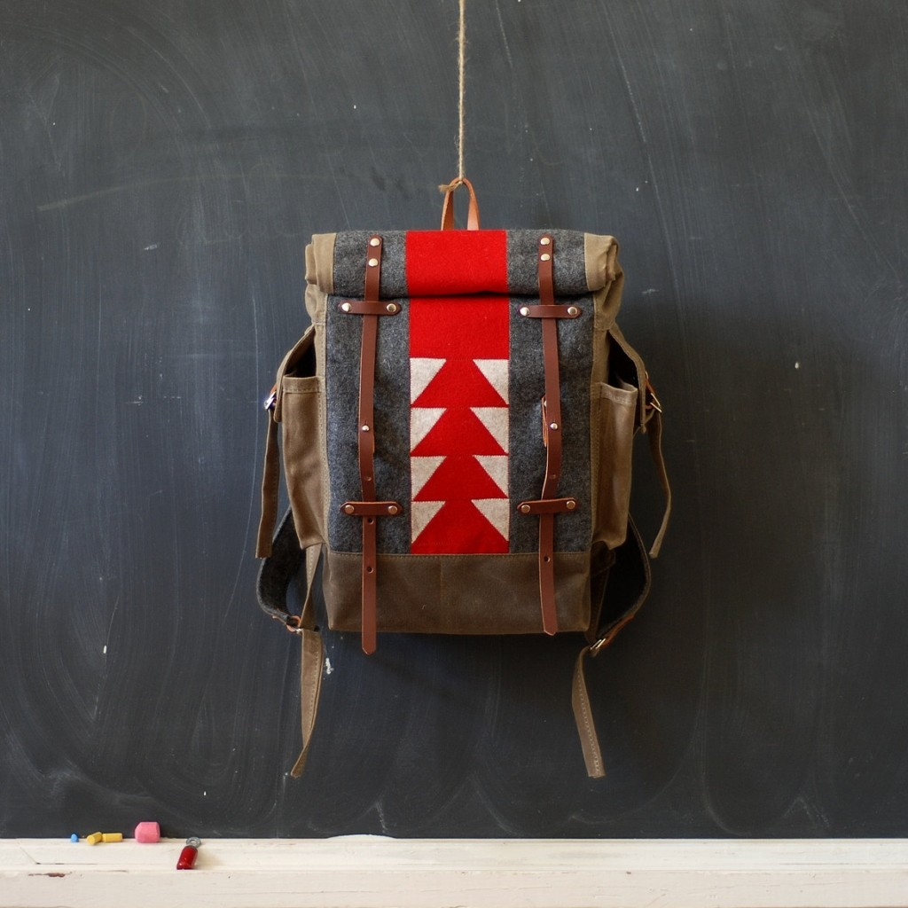 05 The Patchwork Backpack