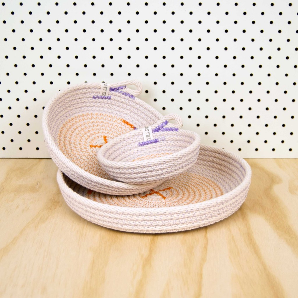 1 rope dishes