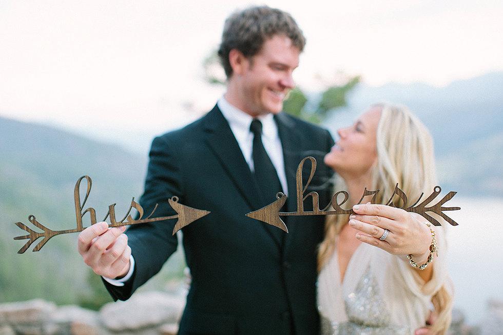 5 Wedding Chair Signs